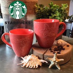 Starbucks Mug Set